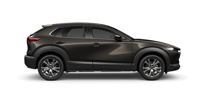 CX-30 titanium flash in Mazda finance Perth