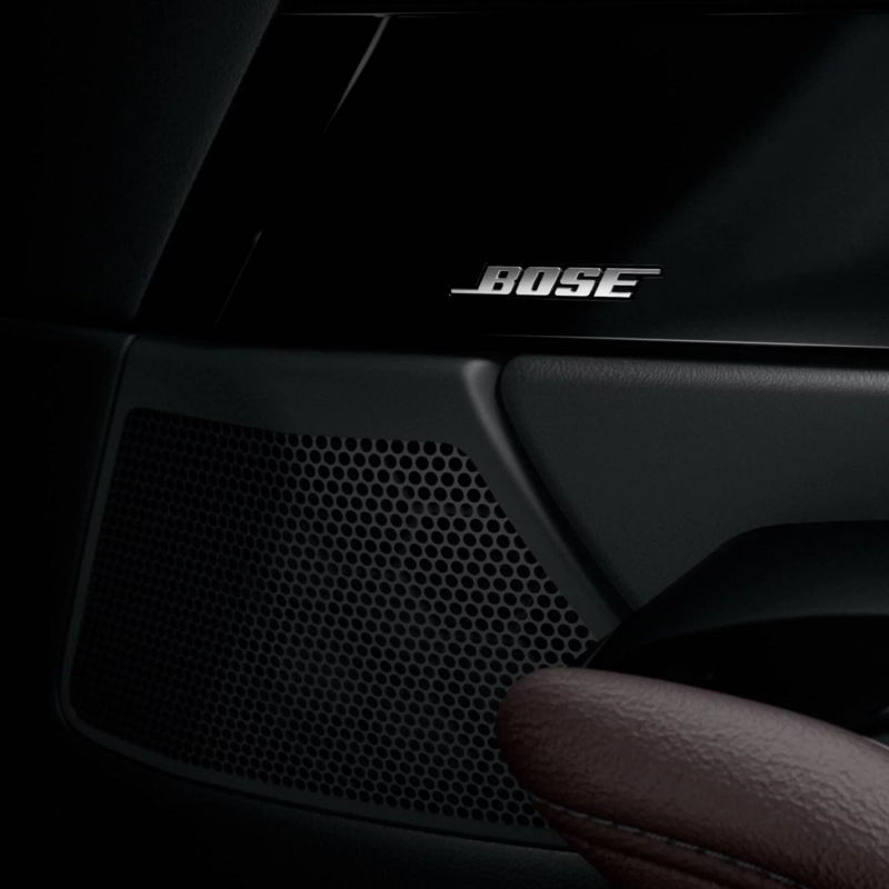 Mazda accessories australia - Bose sound