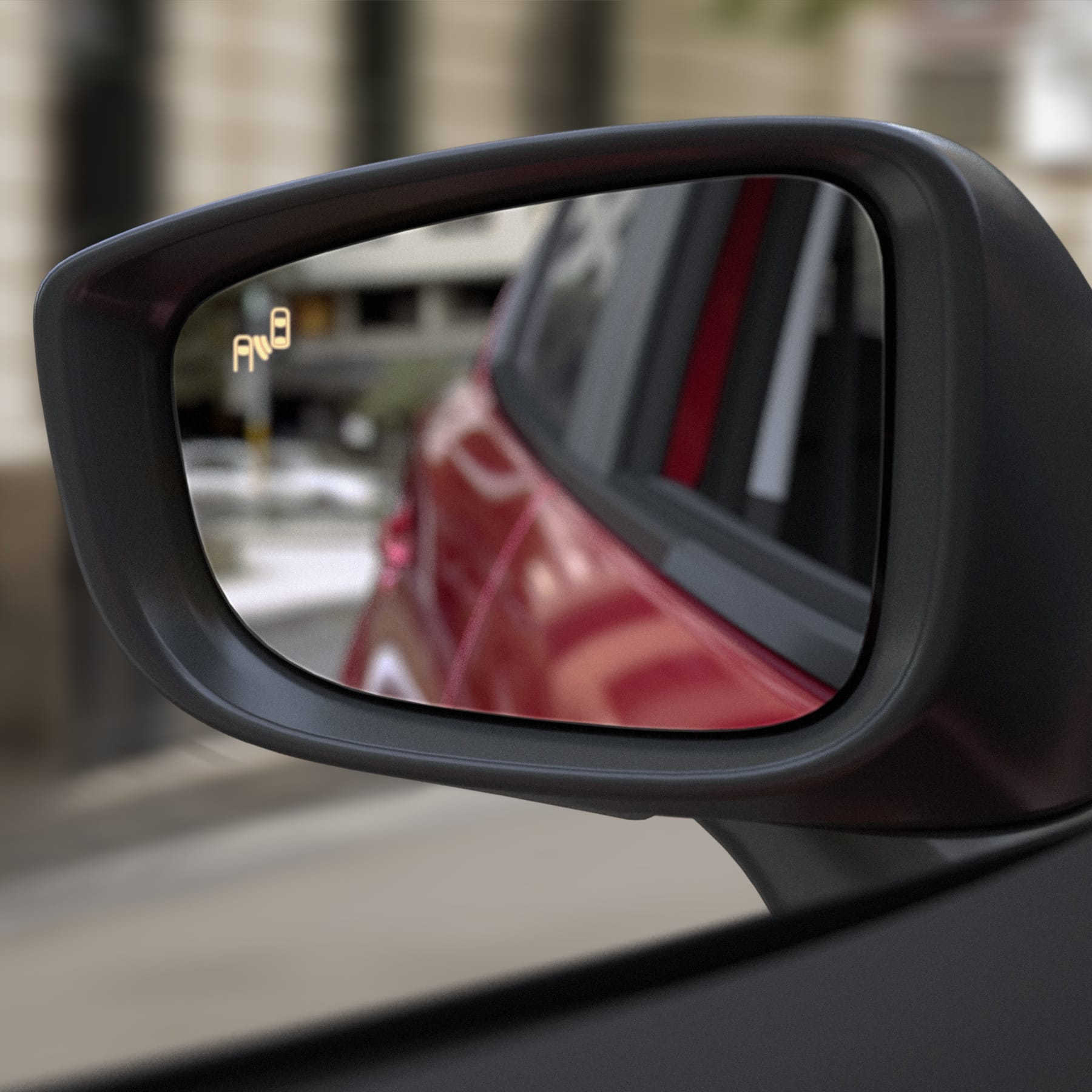 see blindspot with mazda parts perth rearview mirror