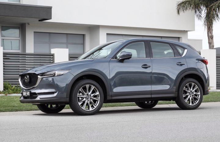 Mazda CX 5 Features