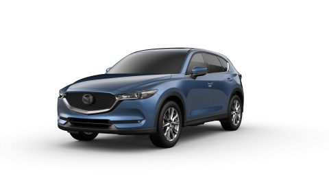 MY20 CX5 SIG Eternal Blue Car