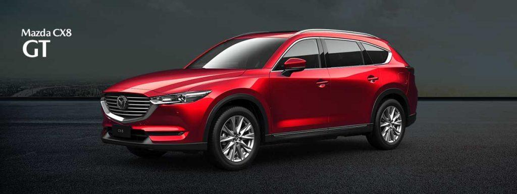 Mazda GT