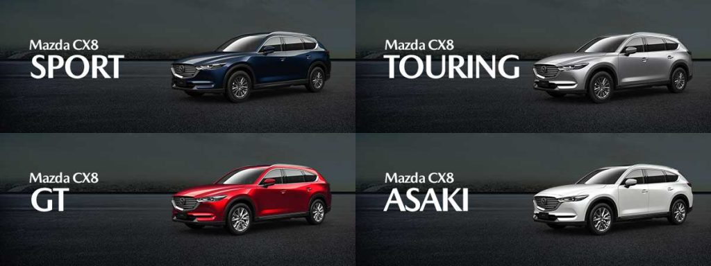 Mazda CX-8 2020 Price & Specs