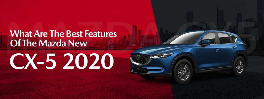 Best Features on the Mazda CX-5