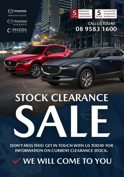 MM Stock Clearance Sale