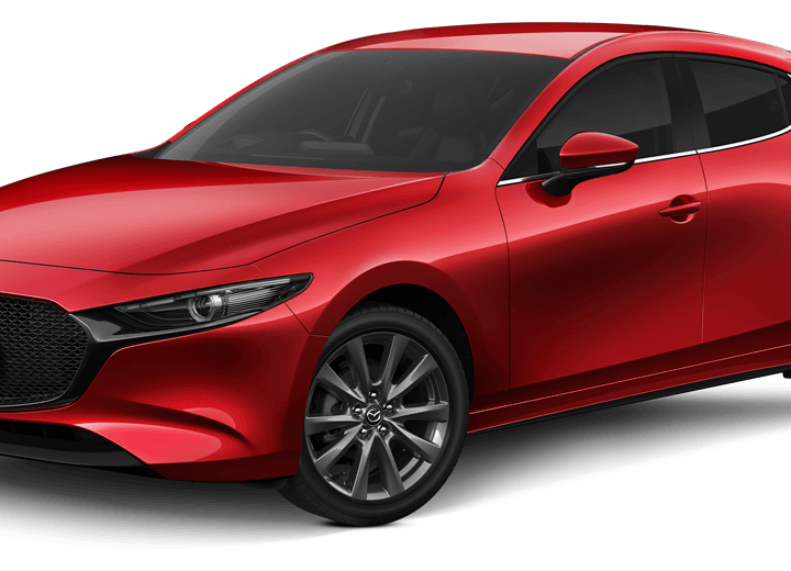 Small, Economical and So Much Fun. The Mazda 3