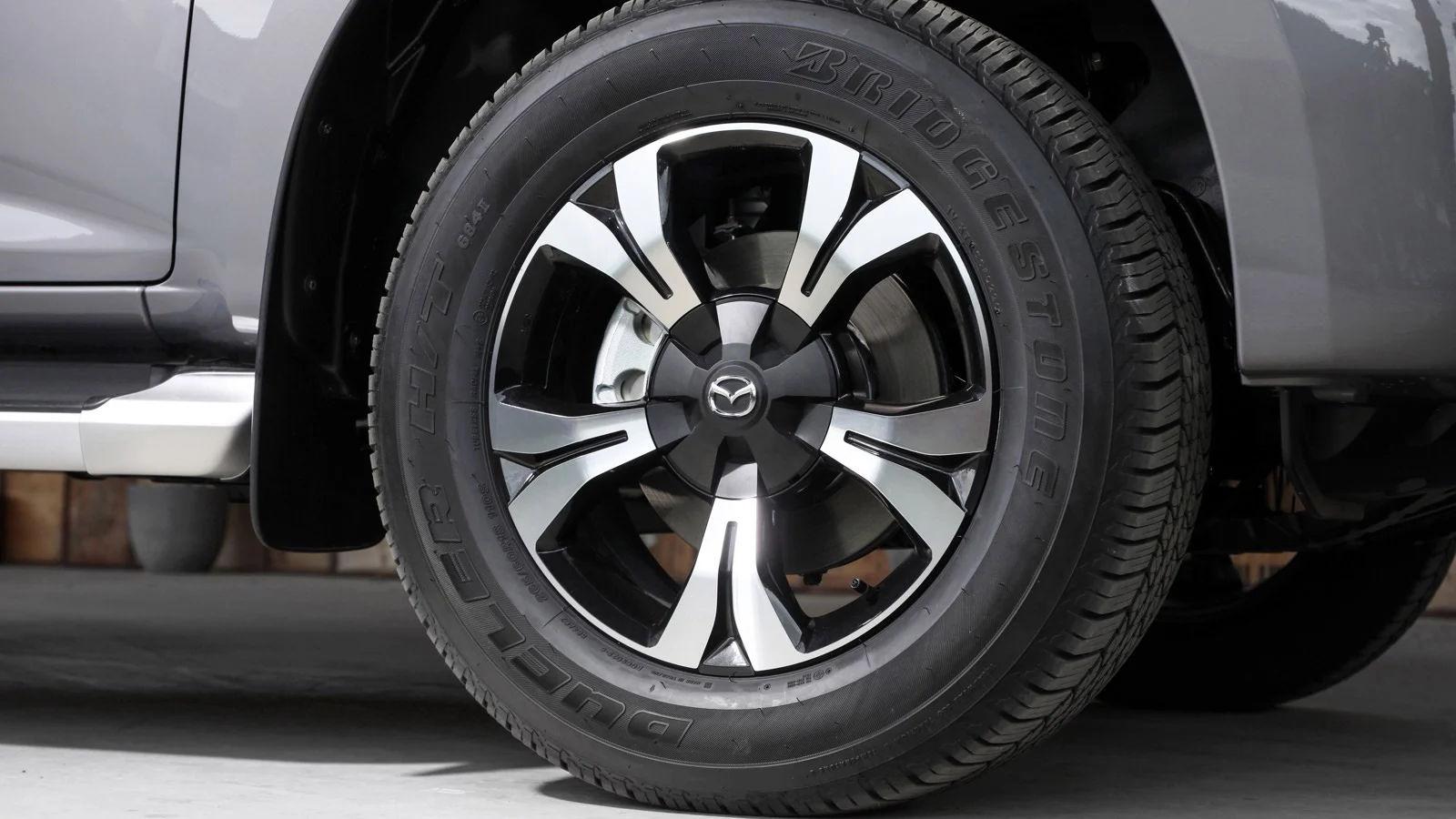 Mazda BT-50 Drive