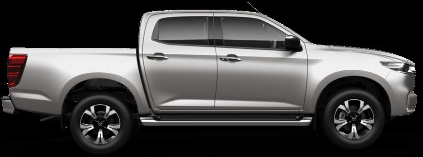 Mazda BT 50 Ingot Silver Metallic