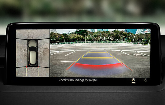 mazda car safety feature