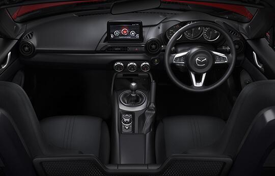 New Mazda MX5