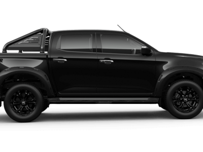 Mazda BT 50 Black