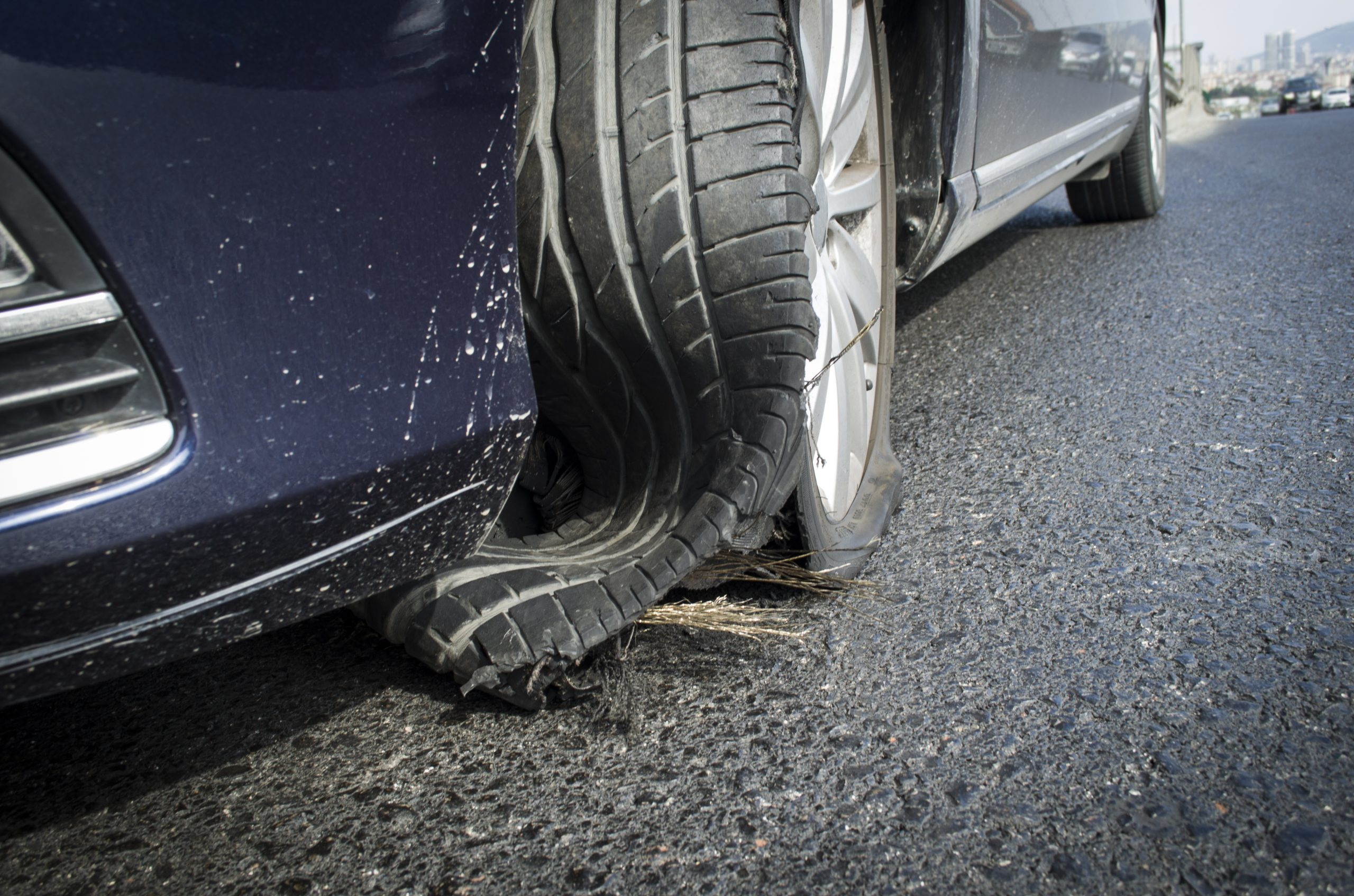 why is tyre pressure so important